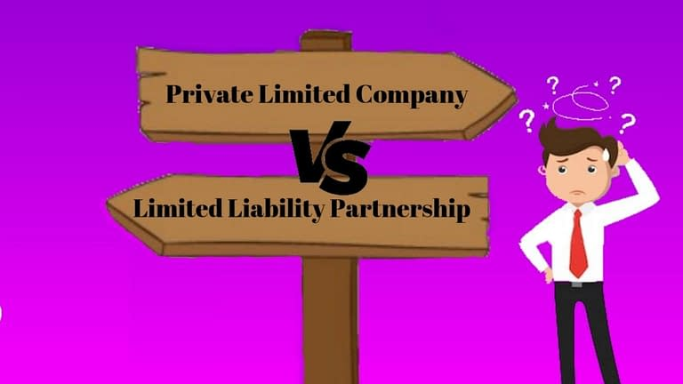 Llp vs Pvt ltd. Which one is better?