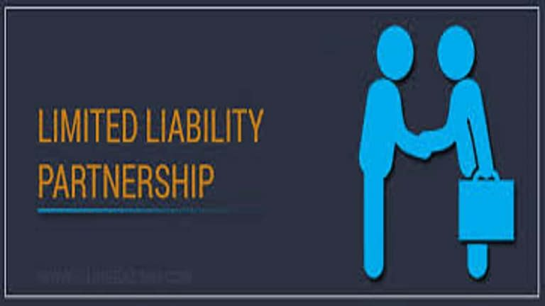 What is LLP (limited liability partnership)?