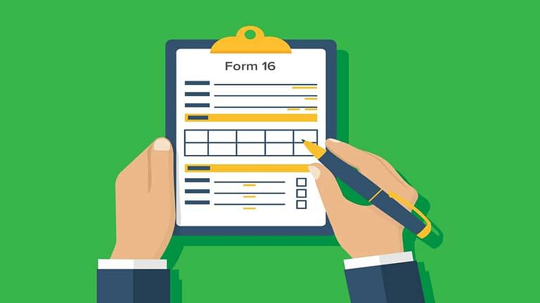 How to fill Form 16